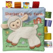 Taggies Sherbet Lamb Soft Book