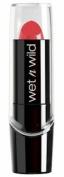 3 Pack Wet n Wild Silk Finish Lipstick 542C Hot Paris Pink