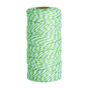 eBoot Cotton Kitchen Twine, Cooking String, Bakers Twines for Arts Crafts and Gift Wrapping, 100m