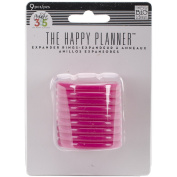 me & my BIG ideas Create 365 The Happy Planner Expander Rings, Pink