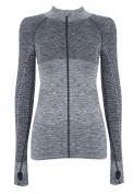 Manuka Women's Striped Full Zip Jacket