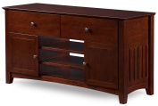 2-Drawer Entertainment Console
