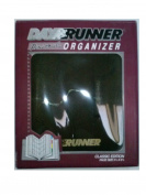 DayRunner Personal Organiser 101-1599-01 Classic Edition 14cm x 22cm Black Arizona Hide