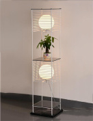 Iron Simple Modern Vertical Can Be Placed Objects Floor Lamp Bedside Bedroom Living Room Floor Lamp