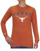NCAA Mens TEXAS LONGHORNS Athletic Sweater Shirt