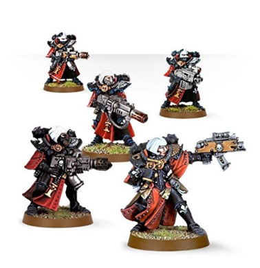 Warhammer 40k Sisters of Battle Dominion Squad