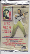 ELVIS PRESLEY The Music Trading Cards LOT OF 10 Factory Sealed Packs with 5 Cards Per Pack
