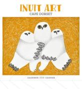 Inuit Art/Cape Dorset Mini 2018 Calendar