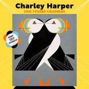 Charley Harper 2018 Sticker Calendar