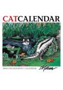 Kliban/Catcalendar 2018 Diary