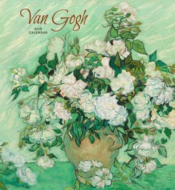Van Gogh 2018 Wall Calendar