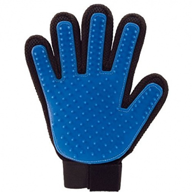 WINOMO Deshedding and Grooming Glove for Dogs and Cats (Right Hand)