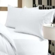 Extra Wide Cool Touch Tencel Lyocell Pillowcase - Sold Individually - Extra Wide for Big Thick and Gusseted Pillows - Jumbo Extra Wide 60cm x 80cm