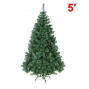 1.5m GREEN 150CM NEW Classic Pine Christmas Tree Artificial Realistic Natural Branches-Unlit