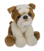 Ganz Heritage Coll. Baby Boy Girl Plush Stuffed Animal Toy Dog - Bulldog
