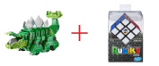 Dinotrux Garby and Rubik's Cube Game - Bundle