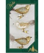 Christmas by Krebs TV208852 Glass Ornament Assorted