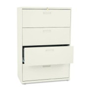 HON 500 Series 90cm -Wide Lateral File Cabinet-4 Drawer