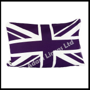 Luxury 100% Cotton Cushion Cover-Union Jack-By Adamlinens