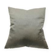 Decorative Cushion Cover Illuvia 40 x 40 cm Taupe Decorative Cushion # 1569