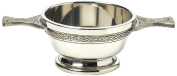 Edwin Blyde & Co Quaich with Ornate Celtic Wire and Celtic Handles, 5.1cm , Pewter