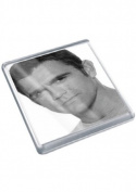 SCOTT MASLEN - Original Art Coaster #js001