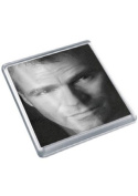 RICHARD DEAN ANDERSON - Original Art Coaster #js004