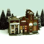 Dept 56 Christmas in the City **Riverside Row Shops**
