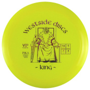 Westside Discs VIP King Distance Driver Golf Disc [Colours may vary]