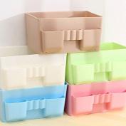 Liangxiang Desktop Cosmetics Storage Box Makeup Organiser, Large Capacity