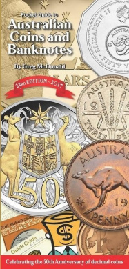 Pocket Guide to Australian Coins and Banknotes: 2017