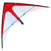Hengda Kite NEW 180cm /120cm Stunt Kite Outdoor Sport Fun Toys Dual Line Sport Kite - Includes Kite Line and Bag