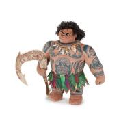Plush MAUI 27cm BIG from Disney 2016 movie MOANA Oceania Vaiana