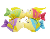 Drasawee Lovely Small Soft Toy Plush Stuffed Dolls For Children Fish