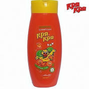Shampoo for Children Orange, Krya Krya Parabens Free