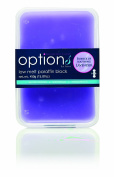 Hive Options Low Melt Lavender Paraffin Block Moisturising and Relaxing 450g