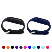 Dunfire Colourful Replacement Clip Holder for Fitbit One Wireless Activity Plus Sleep Tracker