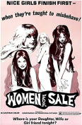 Women For Sale - 1969 - Movie Poster