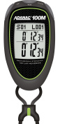 MARATHON ST083010-O 100 Super Memory Digital Stopwatch with 6 Modes, Multiple Colours