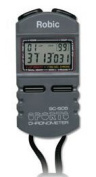 Robic SC-505 Five Memory Chronograph/Stopwatch