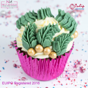 Cute Fern Leaf Cake and Pastry Decoration Nifty Nozzles Stainless Steel - 204-XL