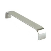 'Pemberley' Kitchen Cupboard Door D Pull Handle Polished Chrome 192mm Centres
