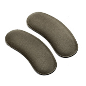 5 Pairs Self Adhesive Soft Sponge Back Heel Liner Cushion Protector Pads Shoes Heel Inserts Insoles Grip