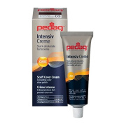 pedag Scuff Cover Cream that restores leather, protects shoes, conceals damages and refreshes the colours.
