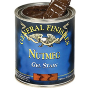 General Finishes Nutmeg Gel Stain Pint