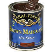 General Finishes Brown Mahogany Gel Stain Gallon
