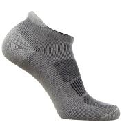 No-Show Cushioned Running Socks with CoolMax Fabric - Hidden Sport Socks