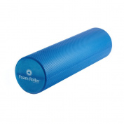 Merrithew Soft Density Foam Roller, 46cm , Blue