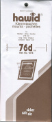Hawid Stamp Mounts - 210 x 76mm - Black