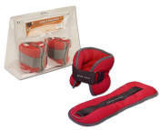 Da Vinci Adjustable Ankle or Wrist Weights, Sold in Pairs, You will Receive 2 Ankle Weights with weights shown